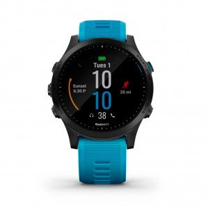 GARMIN Forerunner® 945 Bleue, pack triathlon