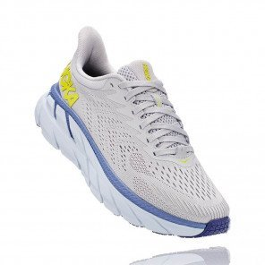 HOKA CLIFTON 7 Femme - LUNAR ROCK / NIMBUS CLOUD