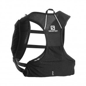 SALOMON - Sac / Gillet AGILE 2 SET - black