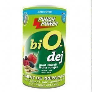 biO dej - Fruits Rouges-Muesli (Pot 540g)