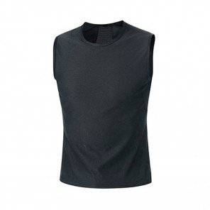 GORE® BASE LAYER DÉBARDEUR HOMME | BLACK | Collection Printemps-Été 2019