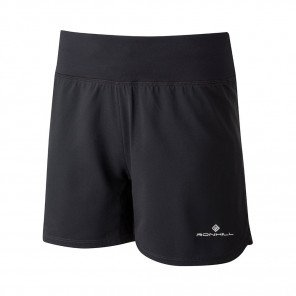 RONHILL SHORT STRIDE CARGO Femme | ALL BLACK