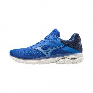 MIZUNO WAVE RIDER 23 Femme | Dark Blue / Ultra Marine / Medium Blue