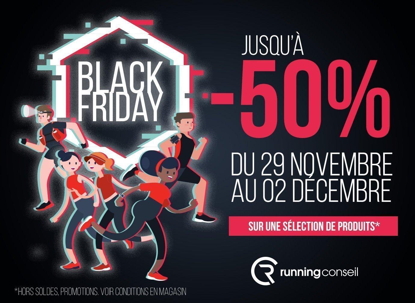 Black Friday Running Conseil