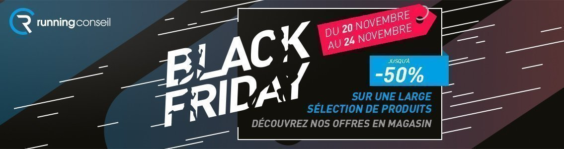 BLACK FRIDAY RUNNING CONSEIL PONTAULT-COMBAULT